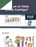 Qué Es El Chile Crece Contigo PPT