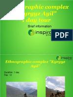 Ethnographic Complex Kyrgyz Ayil 1 Day Tour