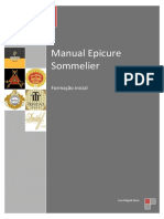 Manual de Epicure Sommelier Para Iniciados