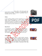 Sensor Information