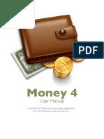 Money 4 User Manuals