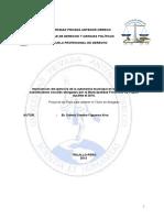Proyecto de Tesis Subvenciones 2010 MPT