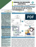 A APRENDIZAGEM DA LEI DE OHM NA PERSPECTIVA CONSTRUTIVISTA NA DISCIPLINA DE FÍSICA EXPERIMENTAL III