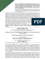 Aew Uk Reit Prospectus 2015-04-23