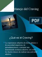 Manejo Del Craving