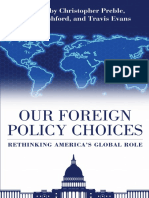 Our Foreign Policy Choices