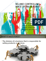 51038363-Evaluating-and-Controlling-Performance-of-Sales-Force.pptx