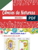 Sgc Enem 2015 Extensivo Biologia i 01,PARA MEDIA DO TRABALHAOS