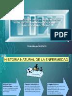 Vigilancia Epidemiologica en Salud Ocupacional