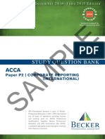 ACCA Question Bank