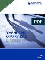 Diagnosing Bribery Risk TI