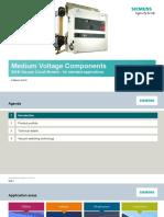 3AH5 Vacuum Circuit Breaker Technical Slides 7078
