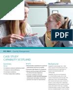 BSI ISO9001 Case Study Capability Scotland UK En