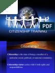 Module 2 - Citizenship Training