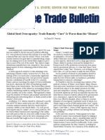Global Steel Overcapacity