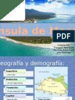 Peninsula de Macanao- Isla de Margarita