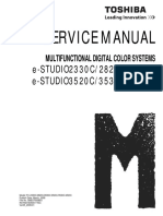 Toshiba eStudio 2330c Service Manual