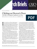 Clicking on Heaven's Door