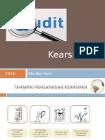 Audit Kearsipan 1