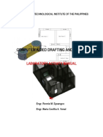 AutoCAD LAboratory Manual