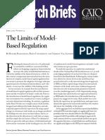 The Limits of Model-Based Regulation