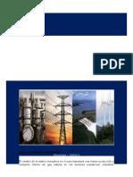 Matriz Energética Boliviana
