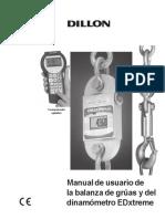 Manual de Usuario Dinamometro Dillon