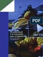 Audiovisual Educacion Desarrollo