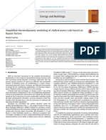 Elsevier - Simplified Thermodynamic Modeling of Chilled Water Coils Based on Bypass Factors