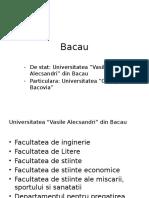 Universitati din Romania