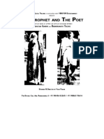 The Prophet and the Poet Details