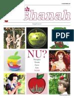 Rosh Hashanah Supplement, Issue 970