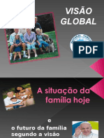 Visao Global - PASTORAL FAMILIAR
