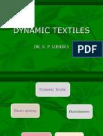 Dynamic Textiles