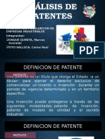 Analisis de Patentes