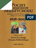 Sobkowski Ł., Paczesny A., Poczet Burmistrzów Międzychodu