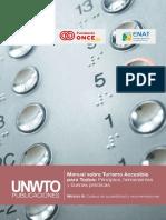 Manual Sobre Turismo Accesible. Modulo II Cadena de Accesibilidad y Recomendaciones 0-2