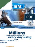 1 SIAE Company Profile Para MCM