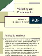 Introdução Ao Marketing 2 - o Processo de Marketing