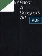 A Designer Art Paul Rand