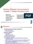 Ch7 Transport Protocols