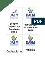Logo Daem 2016