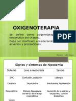 Oxigenoterapia M3yriamnmvbv nvbnb