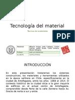 Tecnología Del Material