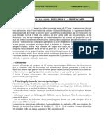 Tp n 1 La Microscopie (1)