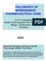 1. Philosophy of Phar. Care