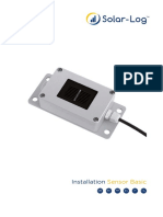 SolarLog Datasheet Sensor Basic International