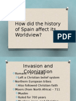 03 how did the history of spain affect its