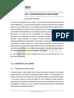 SEMANA 1- Purificacion y Concentracion de Soluciones (1)