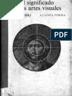 Erwin Panofsky - Significado en las artes visuales.pdf